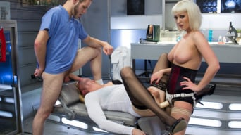 Cherry Torn in 'Dr. Torn's FemDomme Laboratory: Pushed, Probed, Fucked and Cucked!'