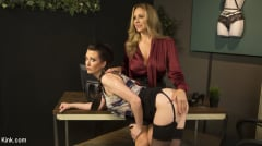 Cherry Torn - HUSH Ep 7: Julia Ann Takes Down Cherry Torn With Corrective Discipline (Thumb 02)