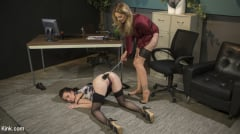 Cherry Torn - HUSH Ep 7: Julia Ann Takes Down Cherry Torn With Corrective Discipline (Thumb 06)