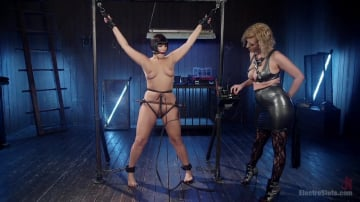 Cherry Torn - Insatiable Electroslut!