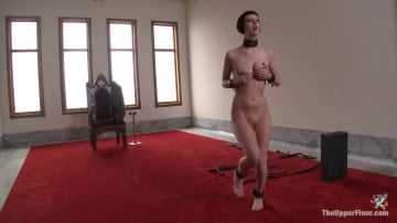 Cherry Torn - Service Sessions: Slave Workout