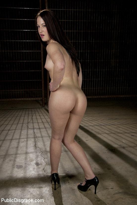 Kink 'Beautiful Brunette Reduced to a Three Holed Whore' starring Cheyenne Jewel (Photo 3)