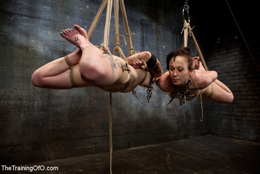 Kink 'Day 5 sparky and muscles' starring Cheyenne Jewel (Photo 13)