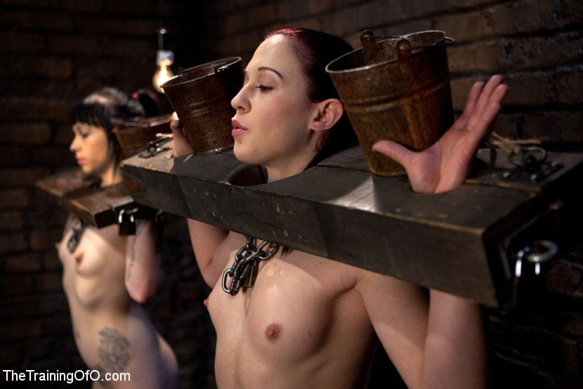 Kink 'Final Exam-muscles and sparky' starring Cheyenne Jewel (Photo 1)