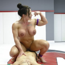 Cheyenne Jewel in 'Kink' muscle Goddesses Battle on the mats (Thumbnail 5)