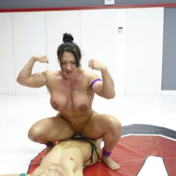 Cheyenne Jewel in 'Kink' muscle Goddesses Battle on the mats (Thumbnail 12)
