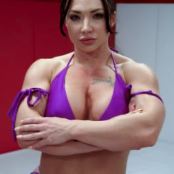 Cheyenne Jewel in 'Kink' muscle Goddesses Battle on the mats (Thumbnail 16)