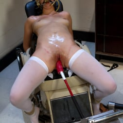 Chloe Camilla in 'Kink' Machine DP and Bondage equals So Many Orgasms for Such a Sweet Little Blonde (Thumbnail 5)