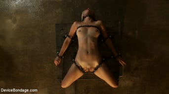 Chloe Camilla in 'The Sweeter They Look, The Funner They Are Chained to a Box'