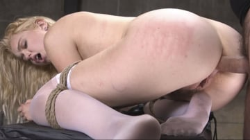 Chloe Cherry - Chloe Cherry Gagged and Bound