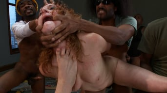 CiCi Rhodes in 'Hot Redhead Cici Rhodes Fucked by Hard Cock and Construction Tools'