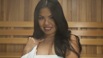Cindy Starfall in 'How to Fuck in a Sauna - Sweet Cindy Starfall and her Squirting Pussy!'