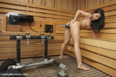 Cindy Starfall - How to Fuck in a Sauna - Sweet Cindy Starfall and her Squirting Pussy! (Thumb 02)