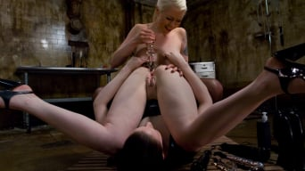 Claire Adams in 'Anal Action at it's Deepest and Hardest: Claire Adams and Lorelei Lee'