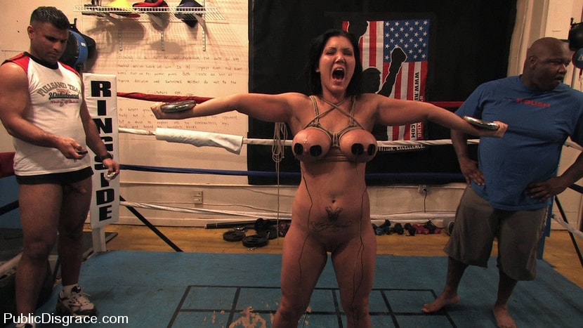 Kink 'Boxing Gym' starring Claire Dames (Photo 3)