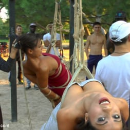 Coral Joice in 'Kink' EVERY Slave Pussy Disgraced in Public European Fuckfest! (Thumbnail 3)