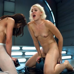 Cytherea in 'Kink' Killing the Machines with Pussy SQUIRT: Cytherea and Dylan Ryan (Thumbnail 6)