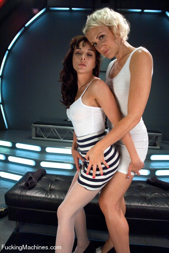 Kink 'Killing the Machines with Pussy SQUIRT: Cytherea and Dylan Ryan' starring Cytherea (Photo 8)