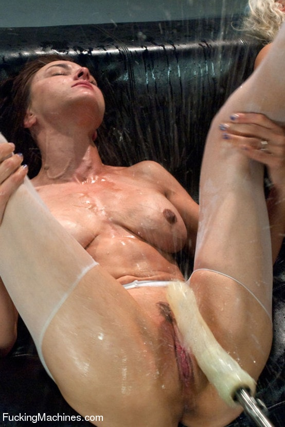 Kink 'Killing the Machines with Pussy SQUIRT: Cytherea and Dylan Ryan' starring Cytherea (Photo 9)