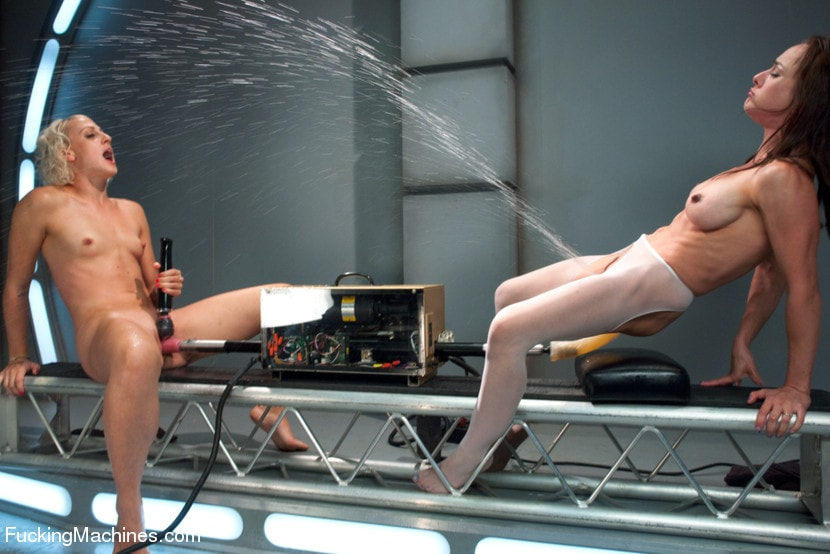 Kink 'Killing the Machines with Pussy SQUIRT: Cytherea and Dylan Ryan' starring Cytherea (Photo 14)