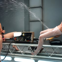 Cytherea in 'Kink' Killing the Machines with Pussy SQUIRT: Cytherea and Dylan Ryan (Thumbnail 14)