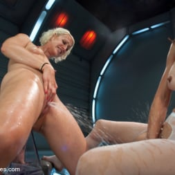 Cytherea in 'Kink' Killing the Machines with Pussy SQUIRT: Cytherea and Dylan Ryan (Thumbnail 16)
