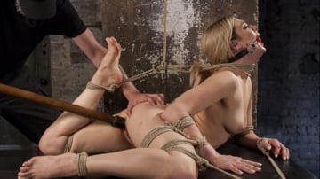 Dahlia Sky - Dahlia Sky Submits to Punishing Bondage and Torment