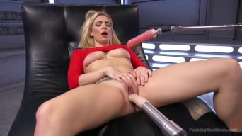 Dahlia Sky in 'Stunning Blonde Babe Gets Fucked Into Oblivion'