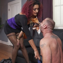 Daisy Ducati in 'Kink' Drown in my squirt, slaveboy! (Thumbnail 1)