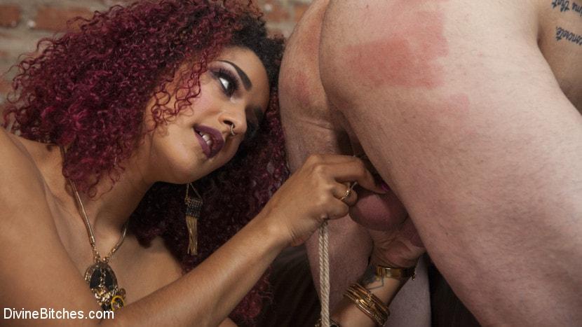 Kink 'Drown in my squirt, slaveboy!' starring Daisy Ducati (Photo 13)