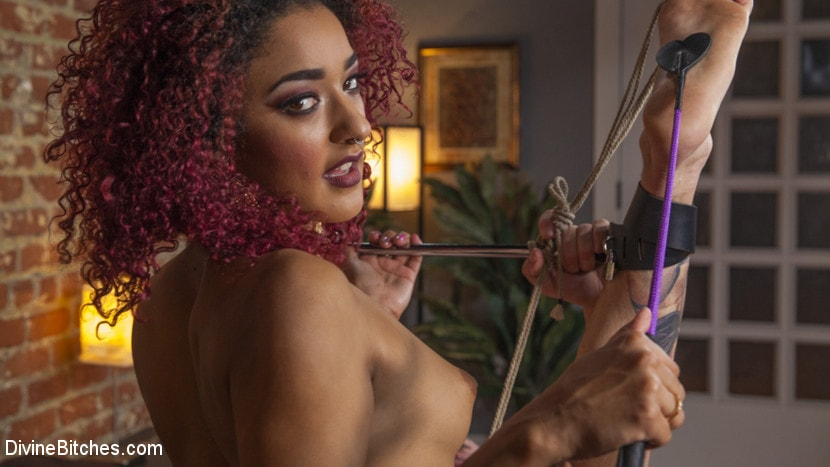Kink 'Drown in my squirt, slaveboy!' starring Daisy Ducati (Photo 19)
