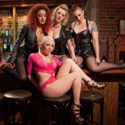 Daisy Ducati in 'Kink' Dyke Bar 2: Lorelei Lee Devoured by Hot Horny Lesbians! (Thumbnail 5)