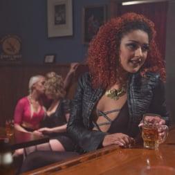 Daisy Ducati in 'Kink' Dyke Bar 2: Lorelei Lee Devoured by Hot Horny Lesbians! (Thumbnail 7)