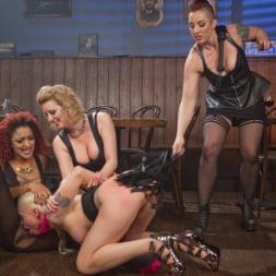 Daisy Ducati in 'Kink' Dyke Bar 2: Lorelei Lee Devoured by Hot Horny Lesbians! (Thumbnail 12)