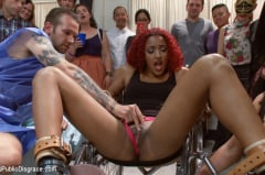 Daisy Ducati - Medical mayhem! Flexible pain slut plays doctor. (Thumb 01)