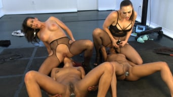 Daisy Ducati in 'Nikki Darling vs. Daisy Ducati Live Show Part 2!!'