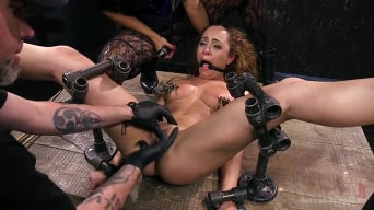 Daisy Ducati in 'Turning the Tables'