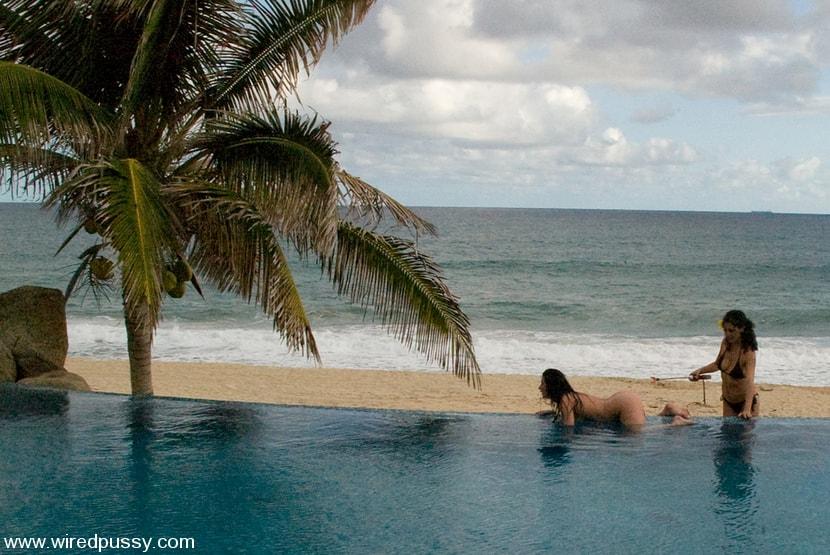 Kink 'Tied in the Tropics' starring Dana DeArmond (Photo 1)