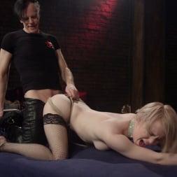 Anna Tyler に 'Kink' セックスのためのファストロープボンデージ (サムネイル 7)