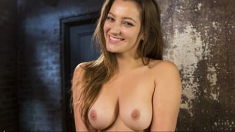 Dani Daniels in 'Submits in Brutal Bondage'