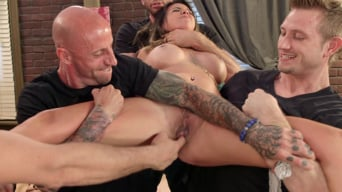 Danica Dillon in 'Loses the Takedown Challenge'