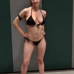 Darling in 'Kink' 2 wrestlers with HUGE tits, non-scripted wrestling Blond destroys red head fucks her like a whore (Thumbnail 8)