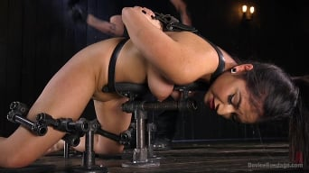 Darling Deicide in 'Depraved Domination'