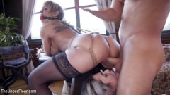 Dee Williams - Only One way to Find Out: Step-Daughter Anally Trained By Busty Step-Mother (Thumb 19)