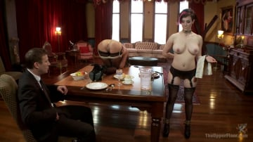Delilah Davis - A Day of Cock Service on the Upper Floor