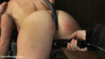 Dia Zerva in 'Puzzle Perfect - Face fucking, Ass Hook Tugging, Hard Flogging Mayhem'