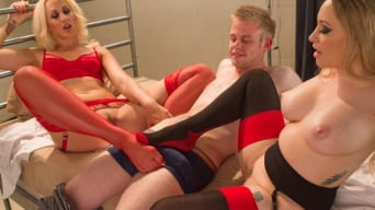 Dylan Ryan in 'Naughty Foot Nurses: Part One'