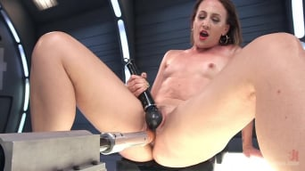 Dylan Ryan in 'Squirting Pussy and Anal Pounding Drenches Fucking Machines!'