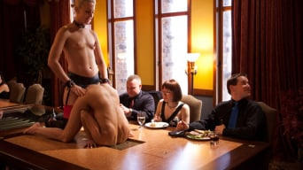 Dylan Ryan in 'Stefanos' Brunch'