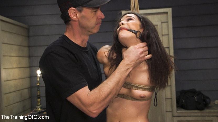 Kink 'Bondage Slut Eden Sin Submits to Deep Anal Discipline Training' starring Eden Sin (Photo 6)